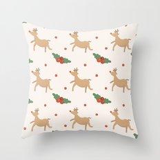 MERRY CHRISTMAS7 Throw Pillow