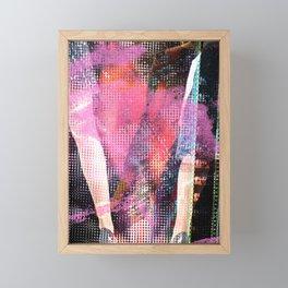 Faceless Framed Mini Art Print