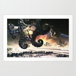 STARROX Art Print