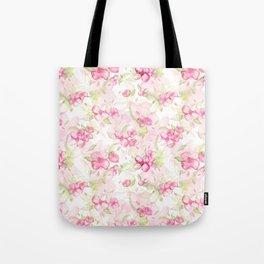 Cherry blossom pattern Tote Bag