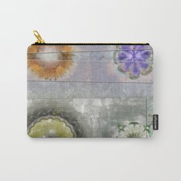 Antonymies Fineness Flower  ID:16165-071103-38151 Carry-All Pouch