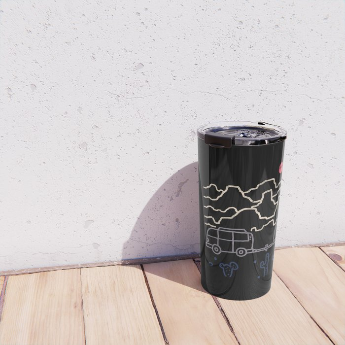 Van Desert Travel Mug