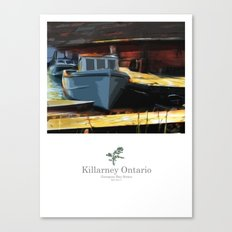 Kilarney Ontario / North Country Canvas Print