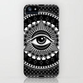 Eye of Providence iPhone Case