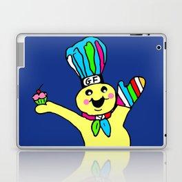 Muffin Man Laptop & iPad Skin