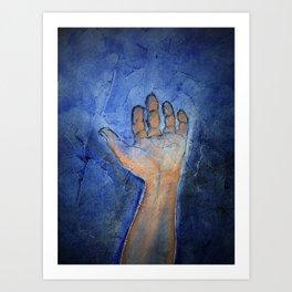 """""""hallelujah"""" Art Print"""