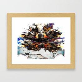 CD1 Framed Art Print