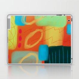 Hot Abstract Digital Painting Laptop & iPad Skin