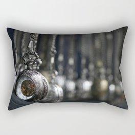 Just in Time Rectangular Pillow