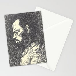 Ornette Coleman Stationery Cards