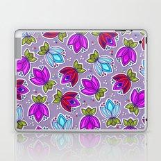 Pop Off Floral Laptop & iPad Skin