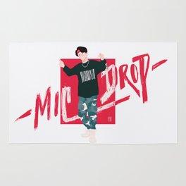 MicDrop Seokjin Rug