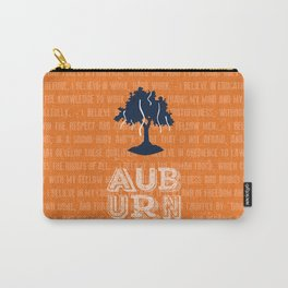 Auburn Creed Carry-All Pouch
