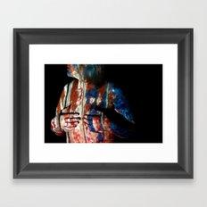 Tegument 3 Framed Art Print