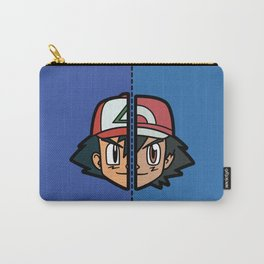 Old & New Ash Ketchum Carry-All Pouch