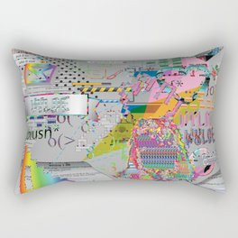 internetted Rectangular Pillow