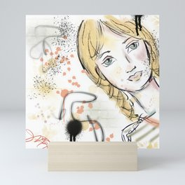 Do you really know me? Mini Art Print