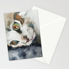 cat#13 Stationery Cards