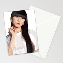 Yuka #1 Stationery Cards
