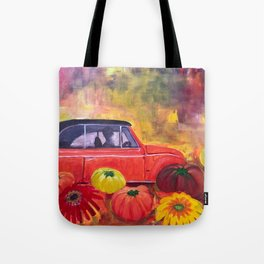 Lonnie's Bug Tote Bag