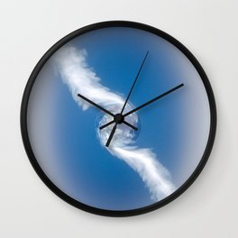 Center of Attraction Wall Clock