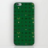turtles iPhone & iPod Skins featuring Turtles by AboveOrdinaryArts