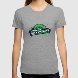 May Spontaneously Talk About Lizards II - Nature & Wildlife Gift T-shirt