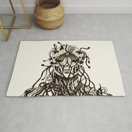 War Against Machines Rug
