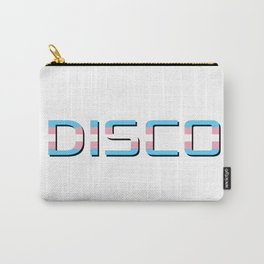Disco Trans Carry-All Pouch