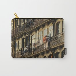 Art Nouveau Architecture Carry-All Pouch