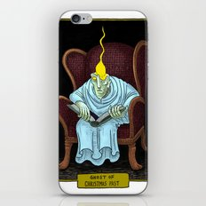 Ghost of Christmas Past iPhone & iPod Skin