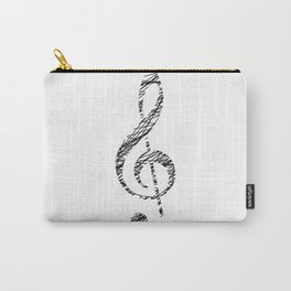 Scribble sol key Carry-All Pouch