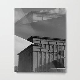 Berghain Metal Print
