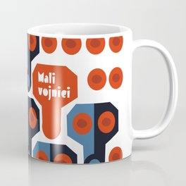 Glory to Yugoslavian design Coffee Mug