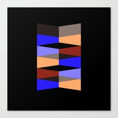 Aronde Pattern Canvas Print