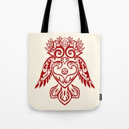 Forest Owl Tote Bag