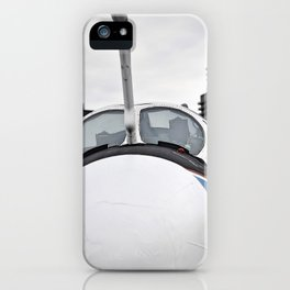 Up Close and Personal iPhone Case