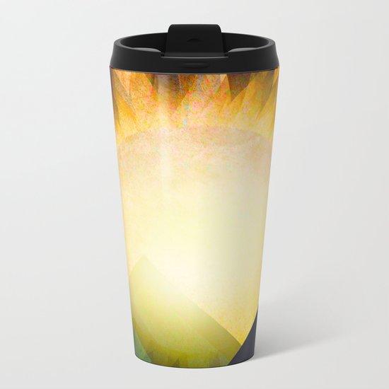 All i need is sunshine Metal Travel Mug