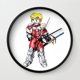 Chaz Ashley Wall Clock
