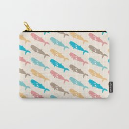 Pastel Marine Pattern 10 Carry-All Pouch