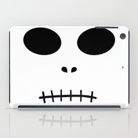 skeletor iPad Cases featuring Skeletor by The Wellington Boot