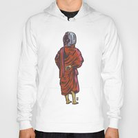 buddhism Hoodies featuring Eternal View by Thomcat23