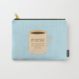 Depresso Carry-All Pouch
