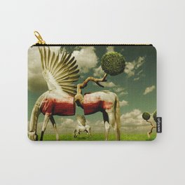 Pegasus Divided Carry-All Pouch