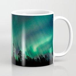 Aurora Borealis (Heavenly Northern Lights) Coffee Mug