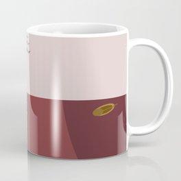 Kira Nerys - Minimalist Star Trek DS9 Deep Space Nine - Major  - startrek - Trektangles Coffee Mug