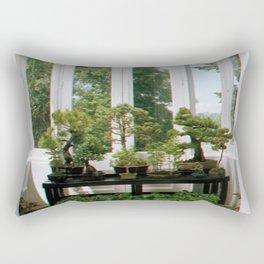 Bonsai Window Rectangular Pillow