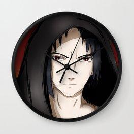darth sasuke Wall Clock