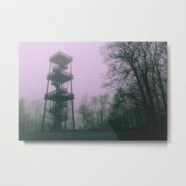 eagle tower Metal Print