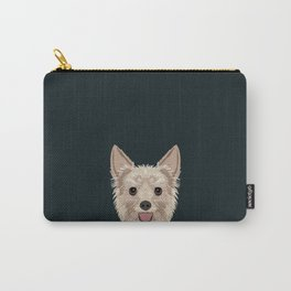 Tanner - Yorkshire Terrier gifts and gifts for dog person and dog people gift ideas Carry-All Pouch